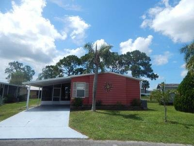 Mobile Home at 19120 Indian Wells Court North Fort Myers, FL 33903