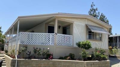 Mobile Home at 327 Ash St Brea, CA 92821