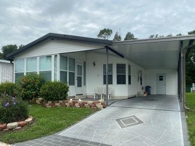 Mobile Home at 6107 Twilight Dr Zephyrhills, FL 33540