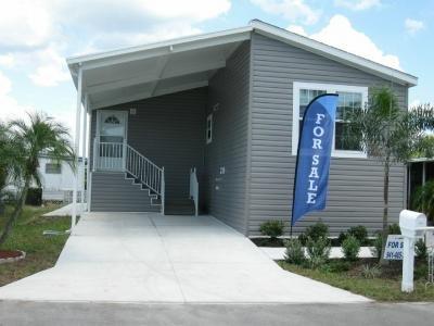 Mobile Home at 214 Flamboyant Street Nokomis, FL 34275