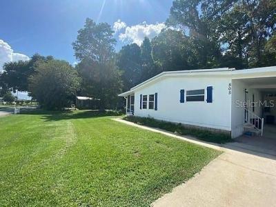 Mobile Home at 505 Sandalwood Lane Wildwood, FL 34785