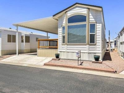 Mobile Home at 702 S. Meridian Rd. # 0975 Apache Junction, AZ 85120