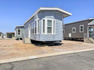 Mobile Home at 702 S. Meridian Rd. # 1076 Apache Junction, AZ 85120
