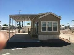 Photo 2 of 20 of home located at 999 W Broadway Ave. #F15 Apache Junction, AZ 85120