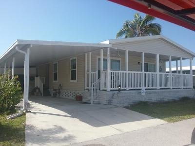 Mobile Home at 2083 Bamboo Court Naples, FL 34110