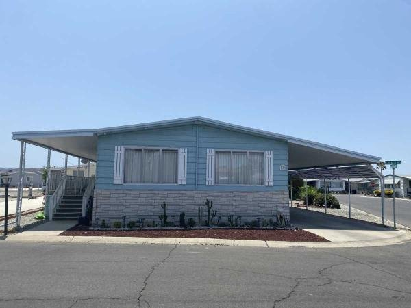 1976 Fashion Manor Mobile Home For Sale