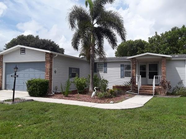 Photo 1 of 2 of home located at 10929 Lone Palm Ct., #45E North Fort Myers, FL 33903