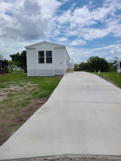Mobile Home at 21 Huarte Way Port Saint Lucie, FL 34952