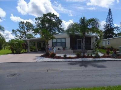 Mobile Home at 2634 Macon Circle North Fort Myers, FL 33917
