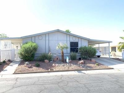 Mobile Home at 179 Vance Ct. Henderson, NV 89074