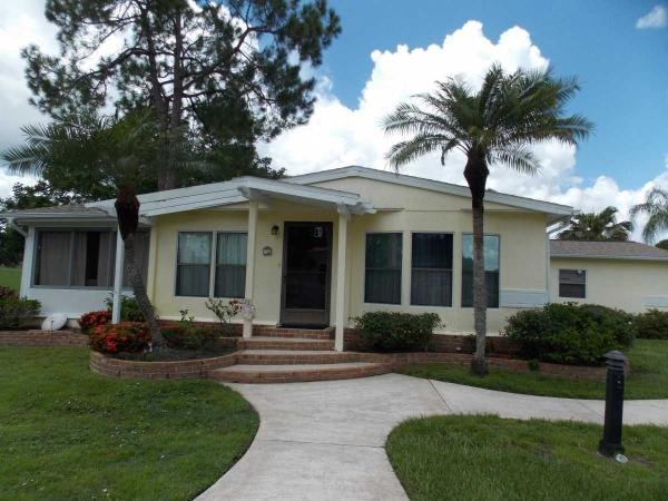 Photo 1 of 2 of home located at 734 Via Del Sol North Fort Myers, FL 33903