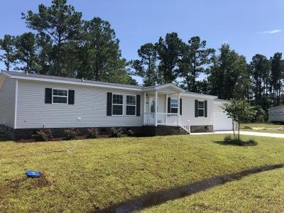 Mobile Home at 411 Dewberry Ln Hampstead, NC 28443