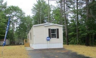 Mobile Home at 46 Holiday Lane Standish, ME 04084