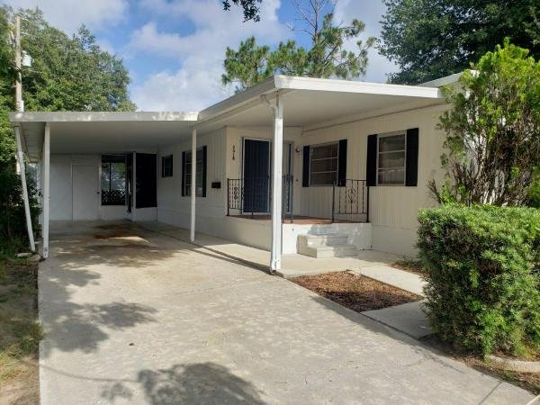 1969 Marle Mobile Home For Sale