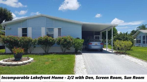 Photo 1 of 2 of home located at 542 Stanleys Cay Vero Beach, FL 32966