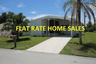 Mobile Home at 85 Flores Del Norte Fort Pierce, FL 34951