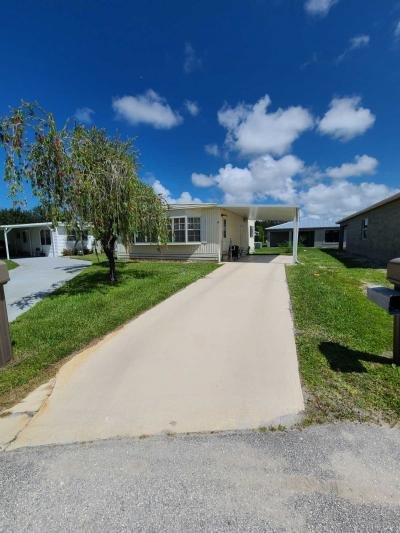Mobile Home at 15 Nuestra Calle Ln Port Saint Lucie, FL 34952