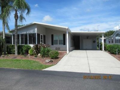 Mobile Home at 3444 Azinger Loop Zephyrhills, FL 33541