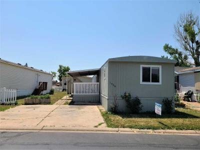 Mobile Home at 2885 E. Midway Blvd Westminster, CO 80234