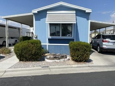 Mobile Home at 4525 W Twain Ave Spc 154 Las Vegas, NV 89103