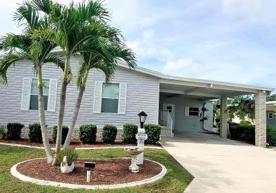 Mobile Home at 2818 Orlenes St.  #371 North Fort Myers, FL 33903