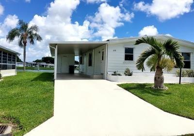 Mobile Home at 658 Sun Ray Court Boynton Beach, FL 33436