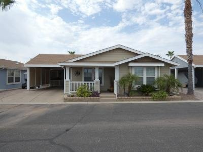 Mobile Home at 1110 North Henness Rd. #1249 Casa Grande, AZ 85122