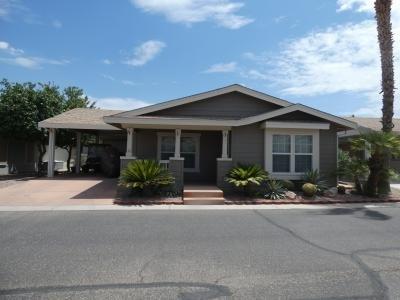 Mobile Home at 1110 North Henness Rd. #1296 Casa Grande, AZ 85122