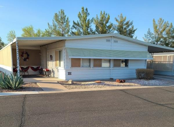 1979 LANCE Mobile Home For Sale
