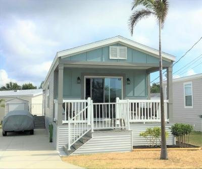 Mobile Home at 28 Hopetown Rd Micco, FL 32976