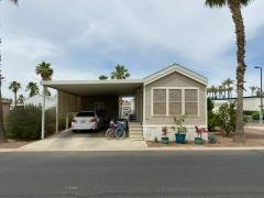 Photo 1 of 8 of home located at 1110 North Henness Rd. #168 Casa Grande, AZ 85122