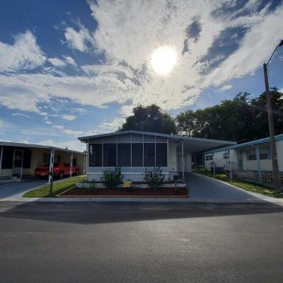 Mobile Home at 6527 Accent Lane New Port Richey, FL 34653