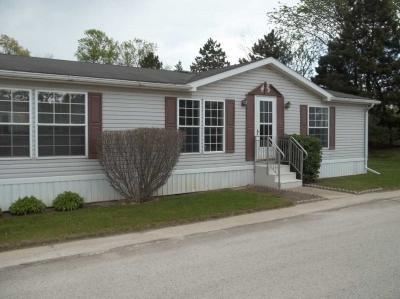 Mobile Home at 24048 Deer Creek Drive Flat Rock, MI 48134