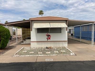 Mobile Home at 4065 E. University Drive #38 Mesa, AZ 85205