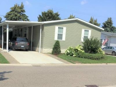 Mobile Home at 49823 Deer Run Drive Shelby Township, MI 48315