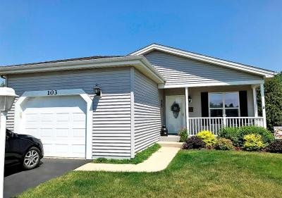 Mobile Home at 103 Hitching Post Lane Grayslake, IL 60030
