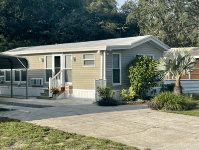 Mobile Home at 10410 Barbarosa Circle Thonotosassa, FL 33592