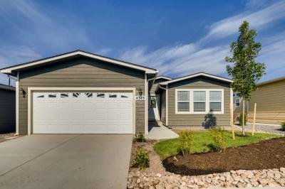 Mobile Home at 6370 Red Cedar St Lot Rs6370 Frederick, CO 80530