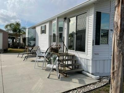 Mobile Home at Site 204 6233 Lowery St. Bushnell, FL 33513