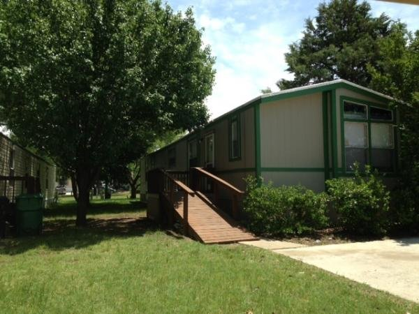 1986 FLEETWOOD HOMES OF TEXAS INC. Mobile Home For Sale