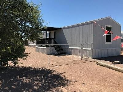 Mobile Home at 1751 W Hadley Avenue #201 Las Cruces, NM 88005