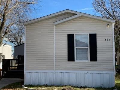 Mobile Home at 14311 Skyfrost Dr Lot #387 Dallas, TX 75253