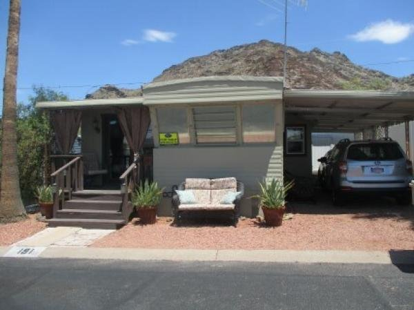 1961 Chrys Mobile Home For Sale