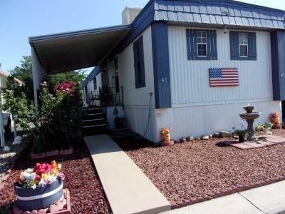 Mobile Home at 7112 Pan American Fwy NE #47 Albuquerque, NM 87109