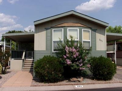 Mobile Home at 7112 Pan American Fwy NE #261 Albuquerque, NM 87109