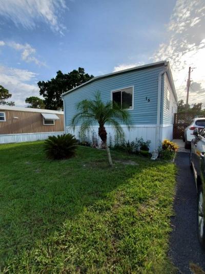 Mobile Home at 7530 Maryland Avenue, Lot 15 Hudson, FL 34667