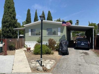 Mobile Home at 206 El Bosque Dr. #206 San Jose, CA 95134