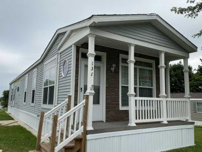 Mobile Home at 131 Manor Hill Drive #131 Eden, WI 53019
