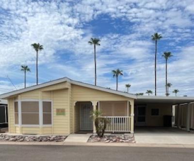 Mobile Home at 2929 E. Main St., #74 Mesa, AZ 85213