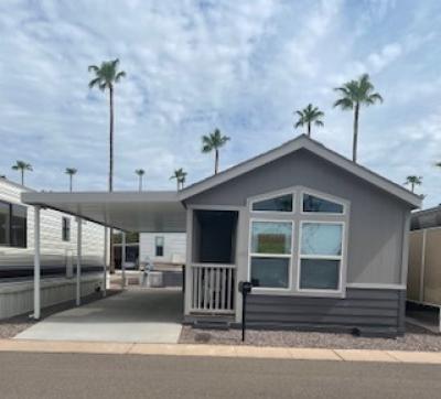 Mobile Home at 2929 E. Main St., #674 Mesa, AZ 85213
